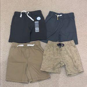 EUC 3T shorts bundle Carter's Garanimals Wonder